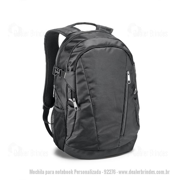 9cfa7cd96 Mochila Para Notebook Personalizada - DEA92276 - Dealer Brindes