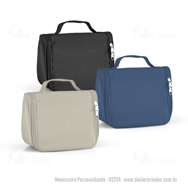 d747a038eaa048 Necessaire Personalizado - DEA92724 - Dealer Brindes